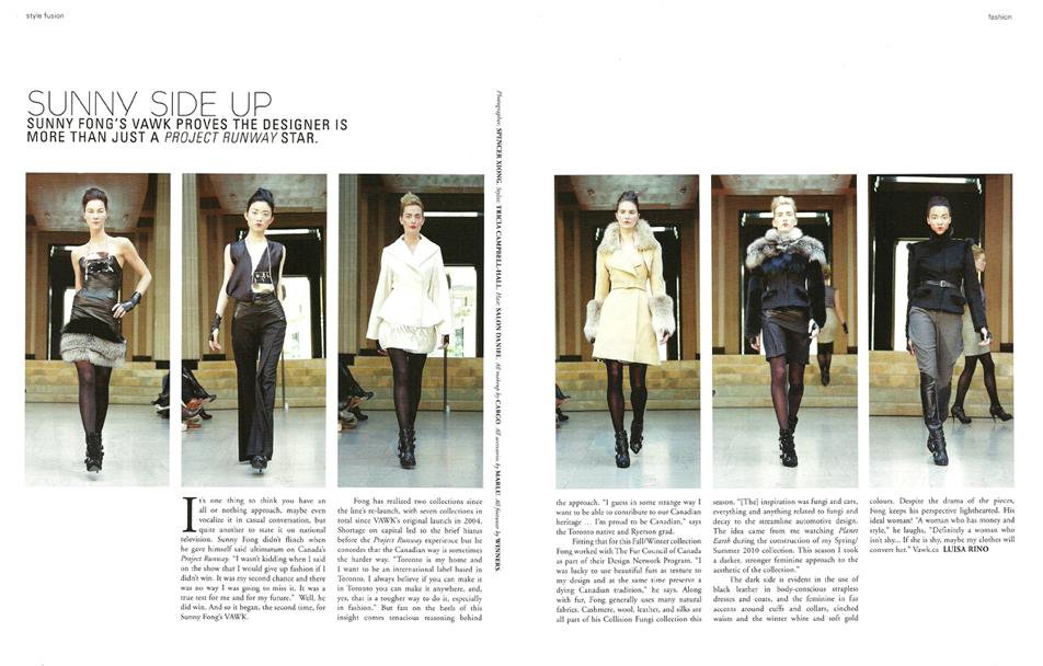 VAWK - zink magazine b