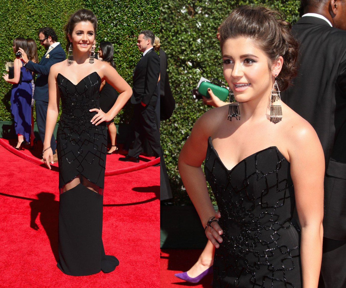 VAWK -ana-golja-at-2014-creative-arts-emmy-awards-in-los-angeles_1