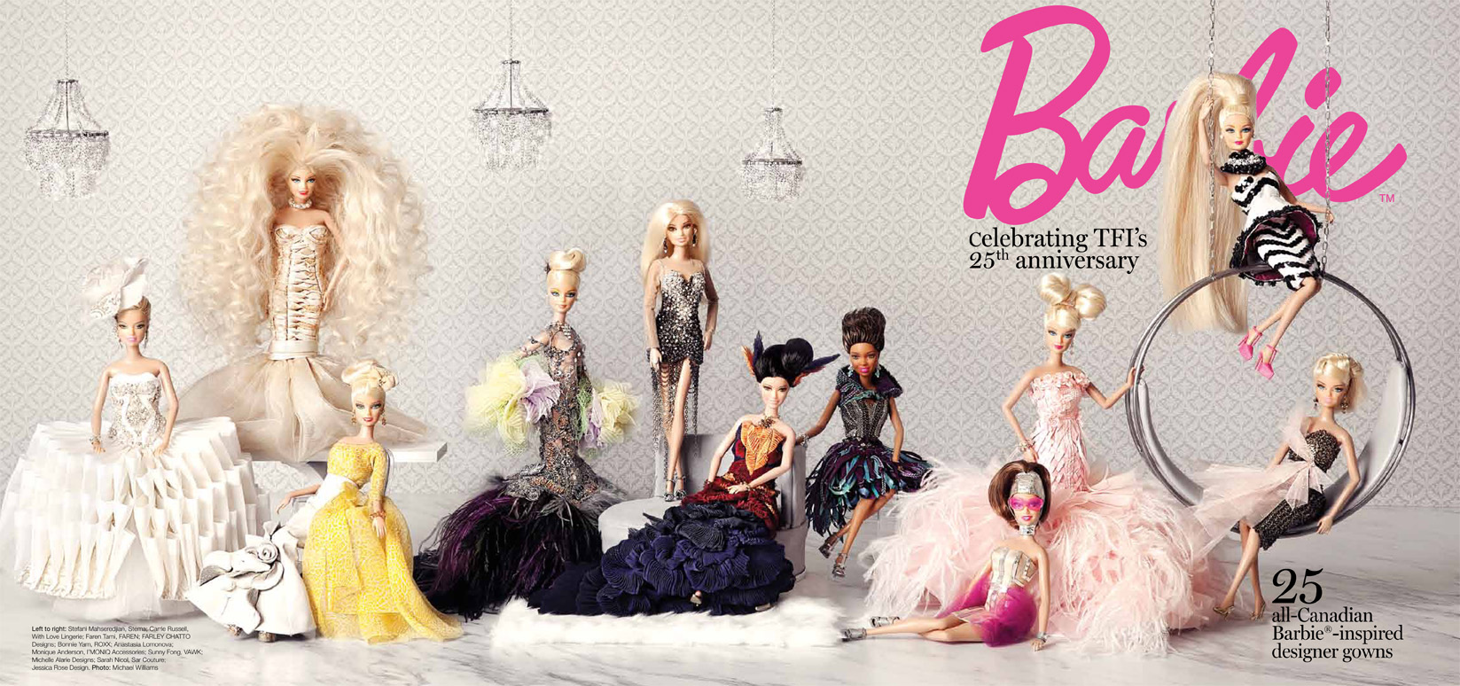 BARBIE 25TH